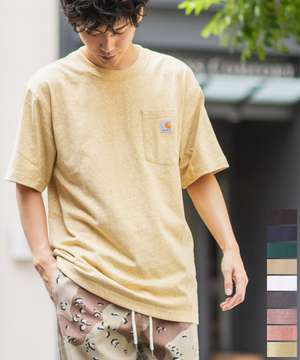 USAモデル ポケットTシャツ