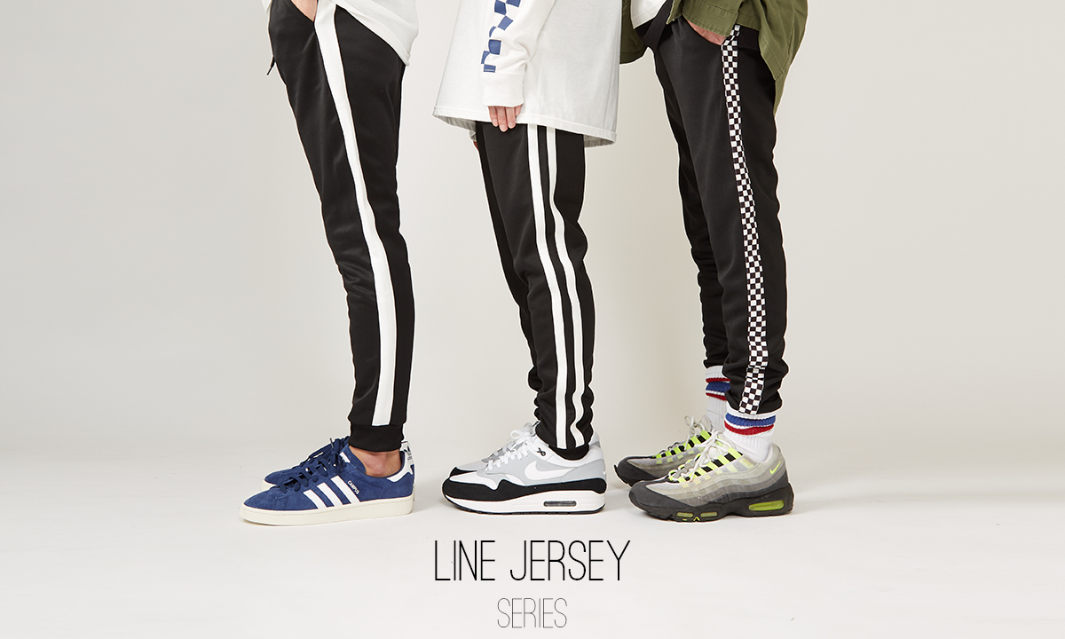 line jersey series