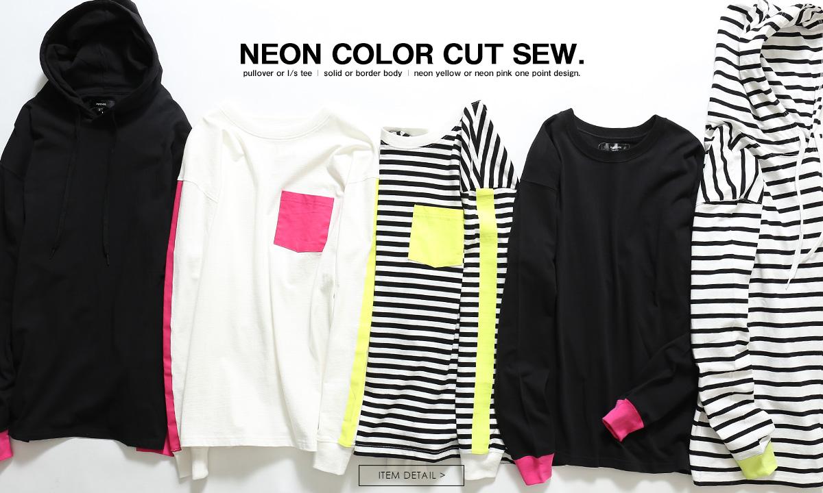 Neon L/S Tee