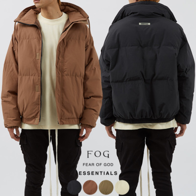 【FEAR OF GOD ESSENTIALS】PUFFER JACKET|メンズファッション・服通販【improves公式】